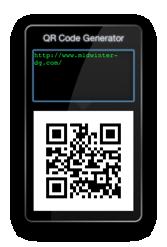 QR Code Generator Widget