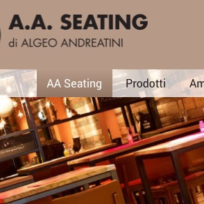A.A. Seating website