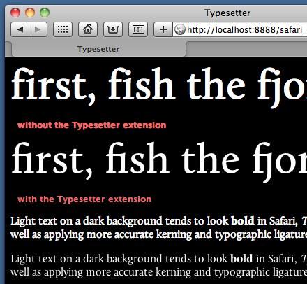 TypeSetter image