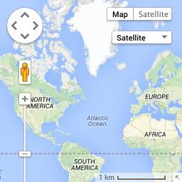 Google Maps kit for Sketch.app
